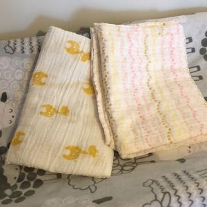 Other - 2 baby swaddles!